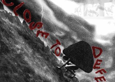 """Blott """"Close to Defeat"""" (UK) [Album Art]"""