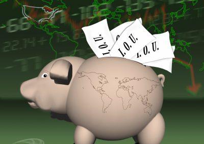 IOU Piggy
