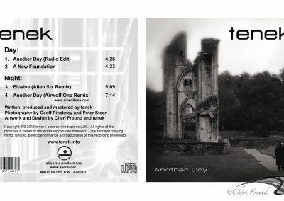 Tenek Another Day [EP Album Art]