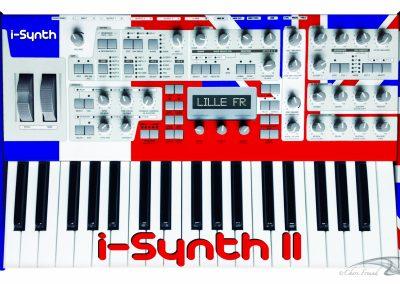 i-Synth II Music Festival (Lille, FR) [Promotional Art]