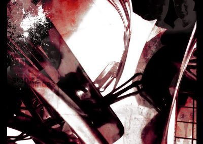 Tenek -Smoke and Mirrors Instrumental [Album Art]